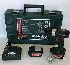 Taladro de impacto funciona con bater/ía Metabo 60219289 SB 18 LTX Impuls Karkasse