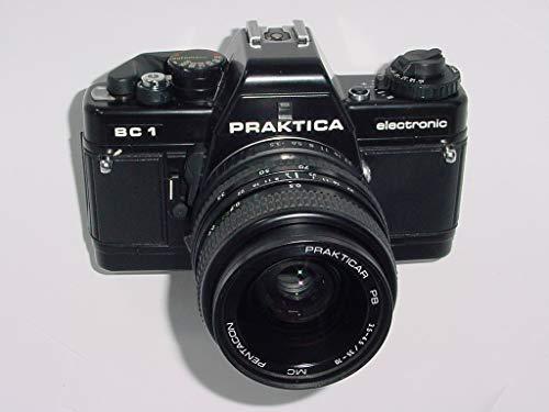 Praktica BC1-Vintage Achtzigerjahren SLR Kamera Design, 35 mm