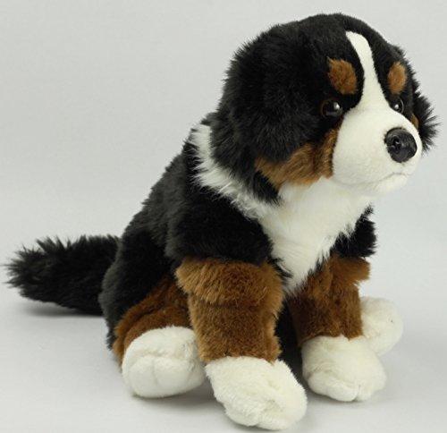 Zaloop Berner Sennen Hund Bernersennen sitzend Plüschtier Kuscheltier Stofftier 60