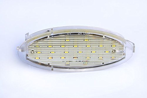 LED Kennzeichenbeleuchtung ohne Fehlermeldung mit E-Prüfzeichen Eintragungsfrei
