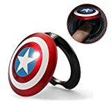 Captain America Car Engine Start Stop Protection Button Cover Anti-Scratch Car Engine Decoration Cover Accessories