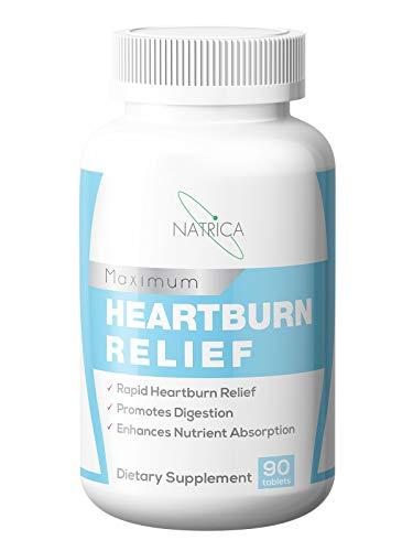 Max Strength Heartburn Relief