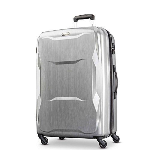 Samsonite, Brushed Silver