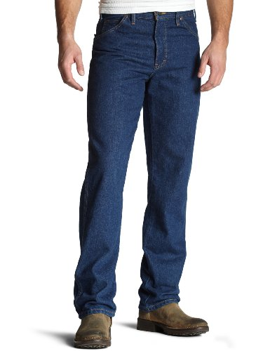 Dickies Men's Regular Fit 5-Pocket Jean,Indigo Blue,34x32