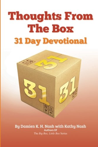 Thoughts From The Box: 31 Day Devotional