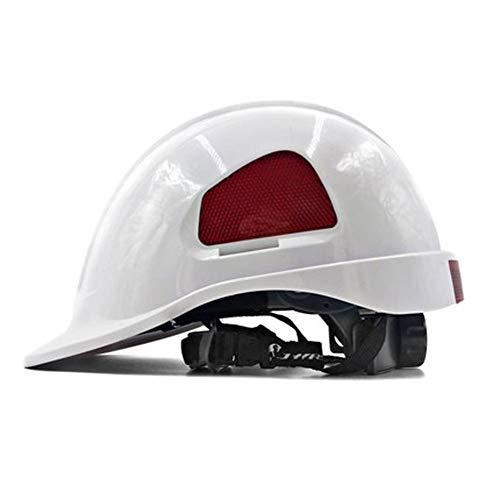GFFTYX Cascos rígidos - Construcción ABS Gorra de ventilación anticolisión...