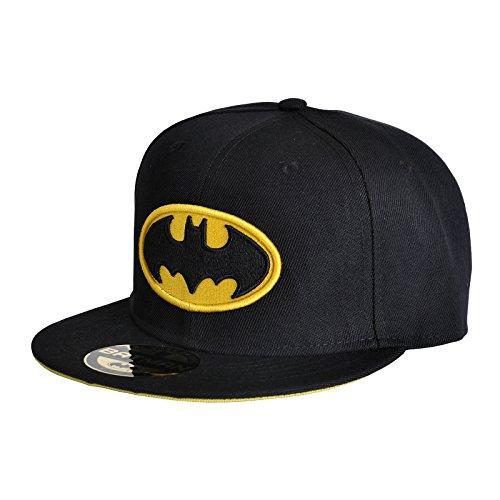 Casquette Noir Logo Batman