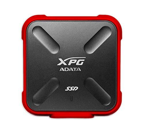 ADATA XPG External SSD SD700X 512GB USB 3.1 GEN 1 RED Retail (ASD700X-512GU3-CRD