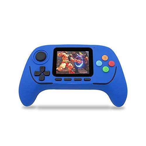 SNOWINSPRING Nuevo Juego Clásico De Hot Childhood Con 788 Juegos De 2,5 Pulgadas De Pantalla Hd De 16 Bits Pvp Portátil Portátil Consola De Juegos Azul