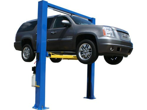Atlas Equipment (ATEATPKOHX10000X) 10,000 lb. Capacity Overhead 2-Post Lift