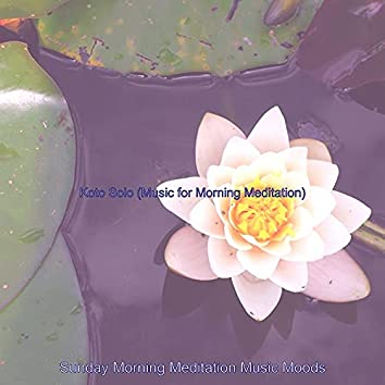 Koto Solo (Music for Morning Meditation)