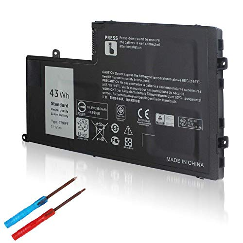 43WH TRHFF P39F P49G Notebook Battery for Dell Inspiron 15 5000 Series 15-5547 5547 5548 5545 5542 N5547 N5447 5447 5445 5448 i5547-3750sLV Latitude 14-3450 15-3550 0PD19 1V2F6 DL011307-PRR13G01 P51G