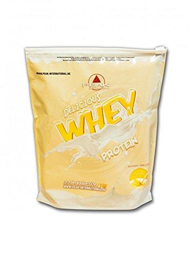PEAK Delicious Whey Protein Vanilla Milkshake 1000g