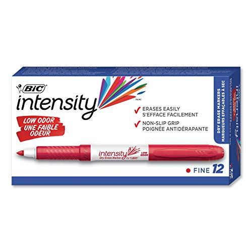 BICGDE11RD–Bic Great Erase Whiteboard Marker