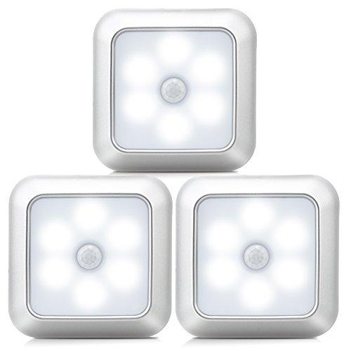 URPOWER Motion Sensor Light, Motion Sensor Closet...