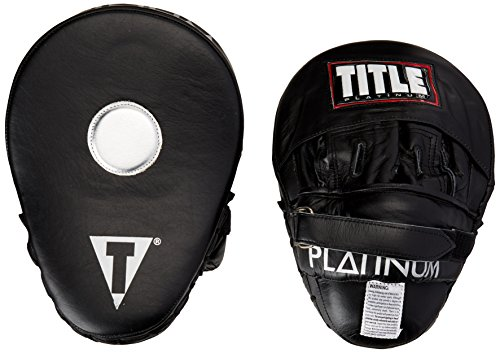 TITLE Platinum 2.0 Punch Mitts
