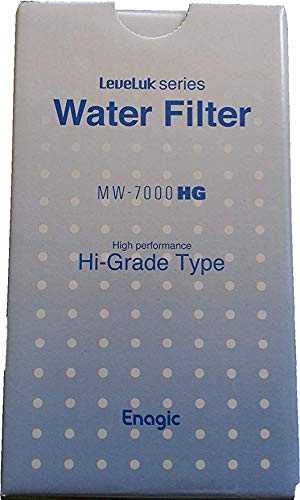 Leveluk Series Water Filter HG Type  - Key Features