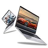 PC Portable 15.6' FHD Ordinateur Portable Windows 10 Laptop 8Go RAM+128Go, SSD/1TB, Intel Celeron J3455, 2.4 GHz Quad...