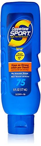 Coppertone Spf#75 Sport Sunscreen 6oz
