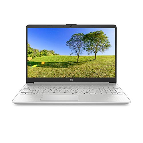 2020 Premium Newest HP 15 Business Laptop Computer I 15.6 inch HD Anti-Glare Display I 10th Gen Intel Core i3-1005G1(I5-7200U) I 8GB DDR4 256GB SSD I BT 4.2 USB-C Win 10 + Delca 16GB Micro SD Card
