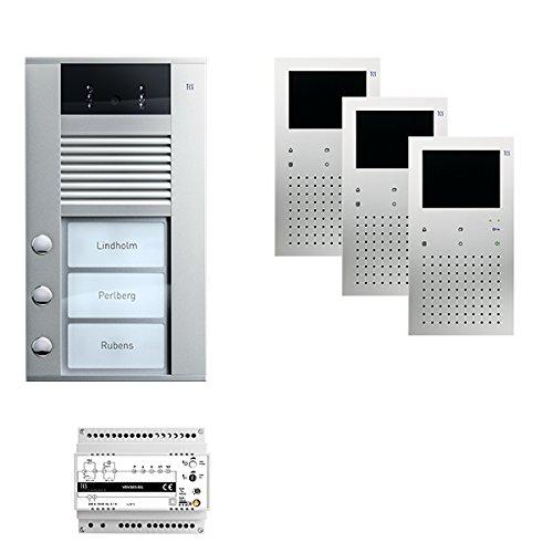 TCS PVE1630-0010 pre:Pack Video Freisprechen 3Tasten AP