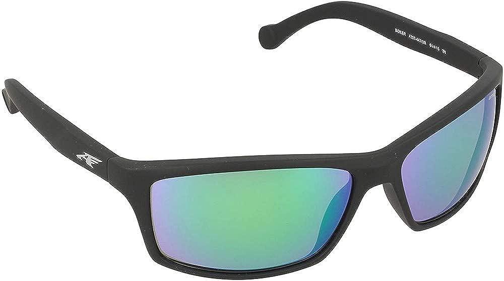 ARNETTE An4207 Boiler Rectangular Sunglasses