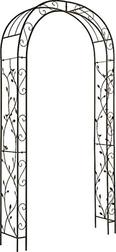 Gardman 7247 Nature Garden Arch, brown
