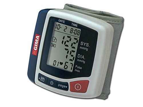 GIMA Sfigmomanometro Automatico da Polso