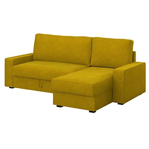 Soferia Funda de Repuesto para IKEA VILASUND Funda sofá Cama