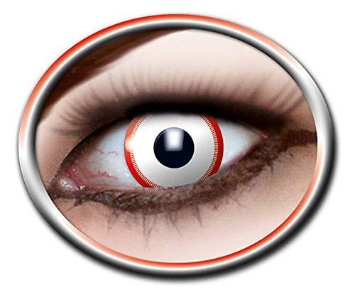 Eyecatcher Motivlinsen - farbige 3-Monats-Kontaktlinsen - Saw m37