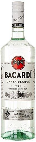 Bacardi Carta Blanca Superior Rum (1 x 1 l)