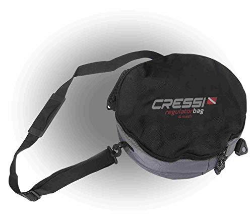 ScoobaGoodies Cressi Atemregler-Tasche Netz Regulator-Bag Net-Bag