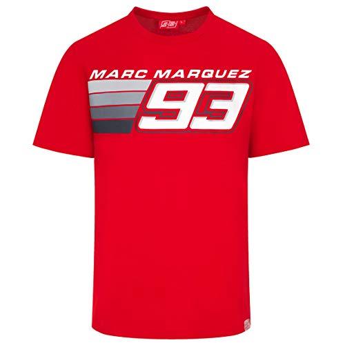 Marc Márquez 2020 MM93 Ant - Camiseta oficial de MotoGP para hombre,