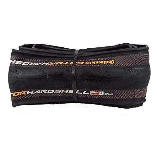 Continental Gator Hardshell Duraskin - Neumático para bicicleta, color negro, 700 cm x 32