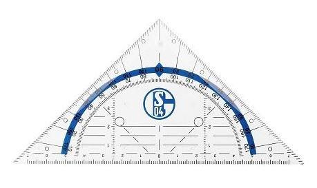 FC Schalke 04 Geodreieck