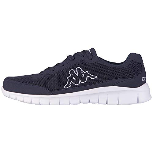 Kappa Rocket, Zapatillas Unisex Adulto, Azul (Navy/White 6710), 43 EU