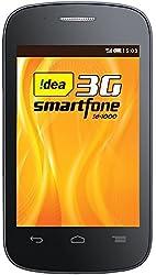 Idea Alcatel Mobile Phone(Bluish Black, ID-1000)