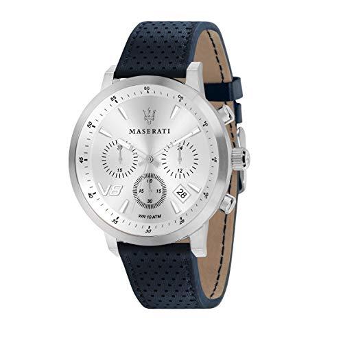 Orologio da uomo, Collezione GT, in acciaio, cuoio - R8871134004