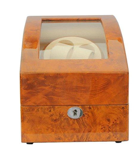 AMYMGLL 2 +3 Shaker Carbon Fiber Watch Box Motor Rotary eléctrico Akira...