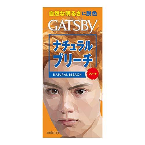 GATSBY(ギャツビー) ナチュラルブリーチ