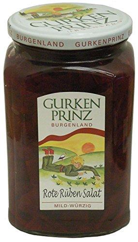 Rote Rüben Salat 720 ml. - Gurkenprinz