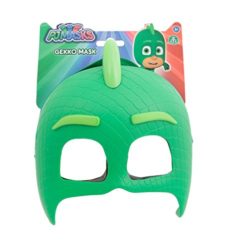 Giochi Preziosi Pj Masks Geco Maschera, Multicolore, PJM08300