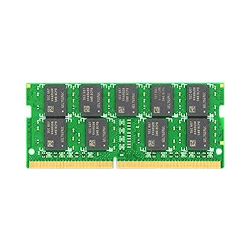Synology RAM modulo D4NESO-2666-4G DDR4-2666 Non-ECC unbuffered SO-DIMM