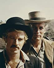 Paul Newman and Robert Redford in Butch Cassidy and the Sundance Kid 8x10 Promotional Photograph