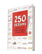 250 dessins pour ne plus faire de fautes de Sandrine Campese