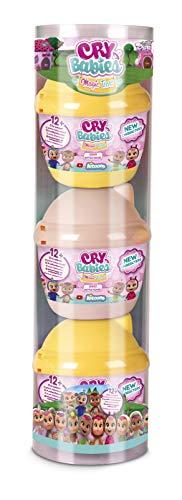 IMC Toys - Pack de 3 Maisons Bib Cry Babies Magic Tears - 97605 - Modèle aléatoire