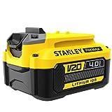 STANLEY Fatmax SFMCB204 XJ Batería V20 li-ion 18V 2AH