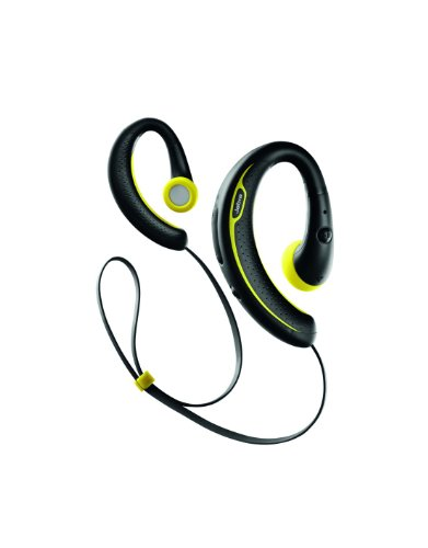 Jabra Sport Wireless+ - Auriculares de Clip Bluetooth (con micrófono), Negro