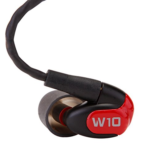 Westone W10 Single-Driver True-Fit Earphones with Mmcx Audio Cable and...