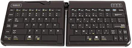 Goldtouch GTP 0044 Go 2 Mobile Keyboard Portable Foldable Travel Keyboard with USB product image